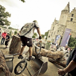 UCI World Cup Trial Antwerp 2011: Semifinals 20'