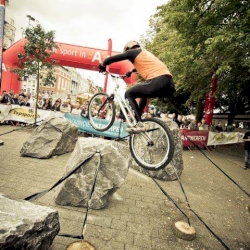 UCI World Cup Trial Antwerp 2011: Semifinals 26'