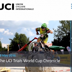- What will happen? - The 2016 UCI Trials World Cup will get underway on May 20-21, in Krakow, Poland, for the first of five rounds, one more then in 2015. Krakow was the opening round in both 2014 and 2015. After a seven week hiatus, the series will then move to Les Menuires, France, for Round 2 on July 9-10. Round 3 is in Vocklabruck, Austria (July 30-31), before returning to France for the next round at Albertville (August 20-21). The 2016 World Cup concludes in Antwerp, Belgium, on September 24-25, where the overall titles will be awarded.  - What's Next? - Krakow, Poland, Trials #1 > May 20-21  - Last year's results - 2015 Men 26