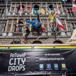 Proud to announce we're part of Antwerp City Drops, an urban sports, lifestyle and culture event on different spots in the city! More on: www.antwerpcitydrops.be