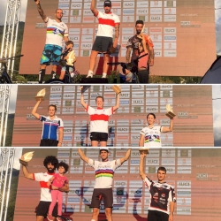This weekend, Albertville was host for the fourth round of the UCI TrialsWorld Cup! These are the podiums for Elite Women, 20