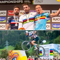 Meet our new @uci_cycling Trials World Champion Men Elite 26