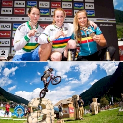 Meet our new UCI Trials World Champion Women Elite: Nina Reichenbach from Germany
